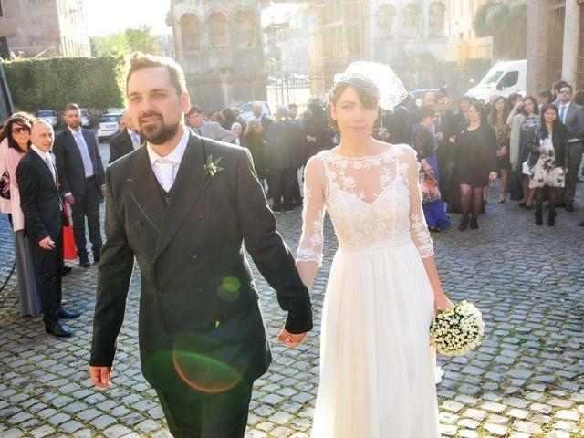 Il matrimonio di Dimitri e Ilaria a Roma, Roma 38