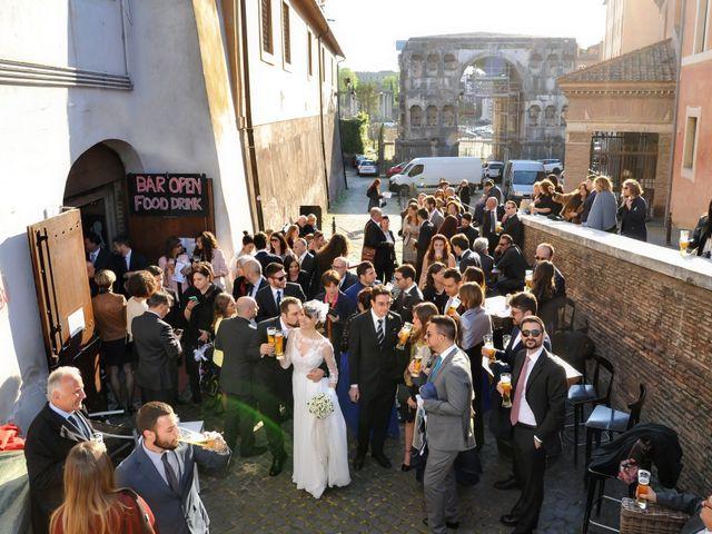 Il matrimonio di Dimitri e Ilaria a Roma, Roma 43