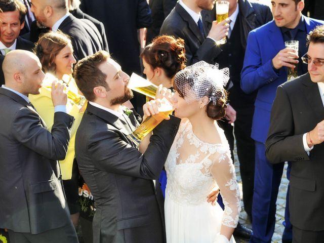 Il matrimonio di Dimitri e Ilaria a Roma, Roma 44