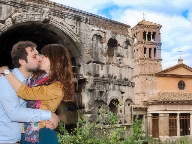 Il matrimonio di Dimitri e Ilaria a Roma, Roma 46