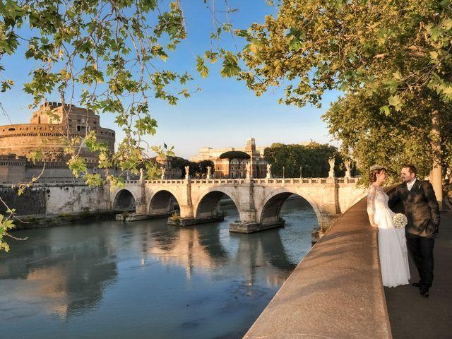 Il matrimonio di Dimitri e Ilaria a Roma, Roma 50