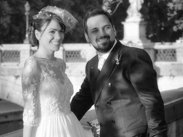 Il matrimonio di Dimitri e Ilaria a Roma, Roma 49