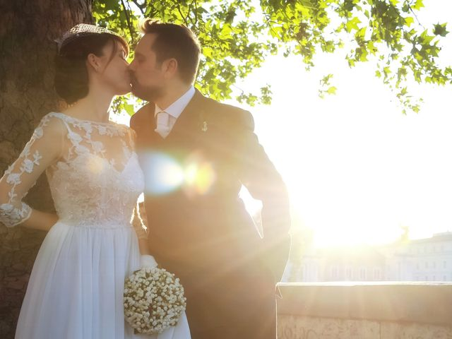 Il matrimonio di Dimitri e Ilaria a Roma, Roma 55