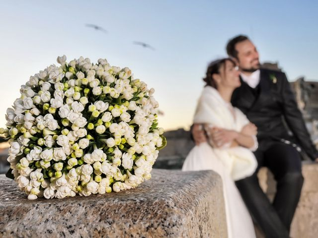 Il matrimonio di Dimitri e Ilaria a Roma, Roma 48