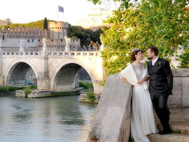 Il matrimonio di Dimitri e Ilaria a Roma, Roma 57