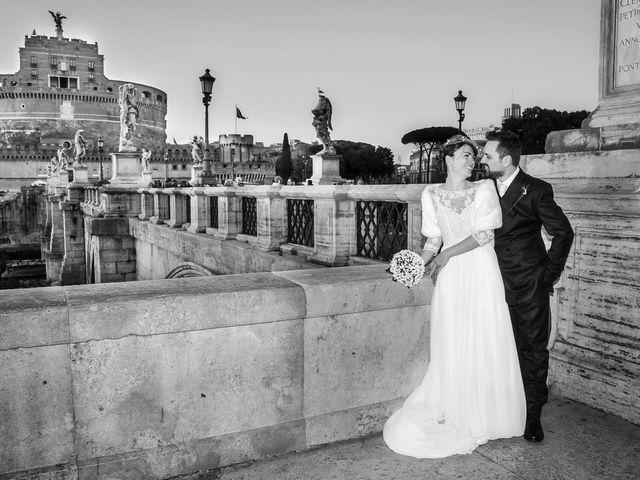 Il matrimonio di Dimitri e Ilaria a Roma, Roma 56