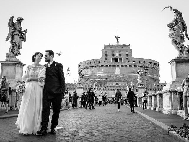 Il matrimonio di Dimitri e Ilaria a Roma, Roma 54