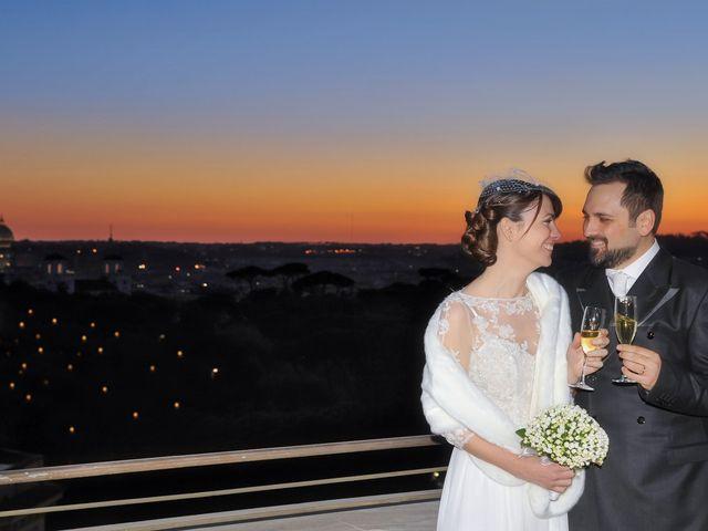 Il matrimonio di Dimitri e Ilaria a Roma, Roma 63