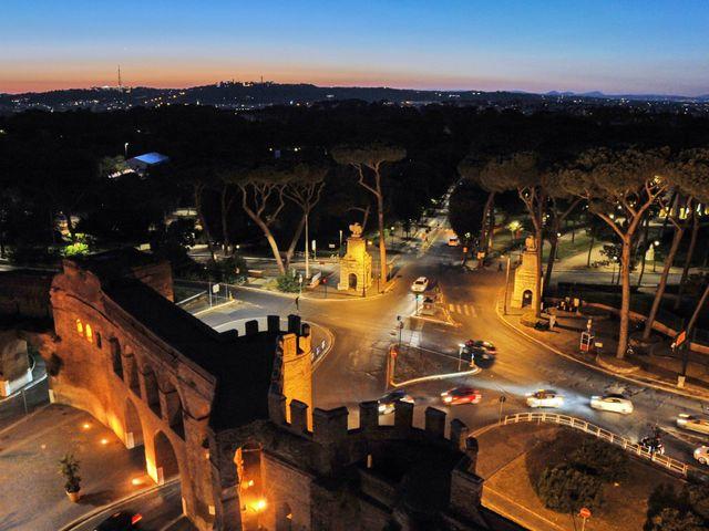 Il matrimonio di Dimitri e Ilaria a Roma, Roma 65