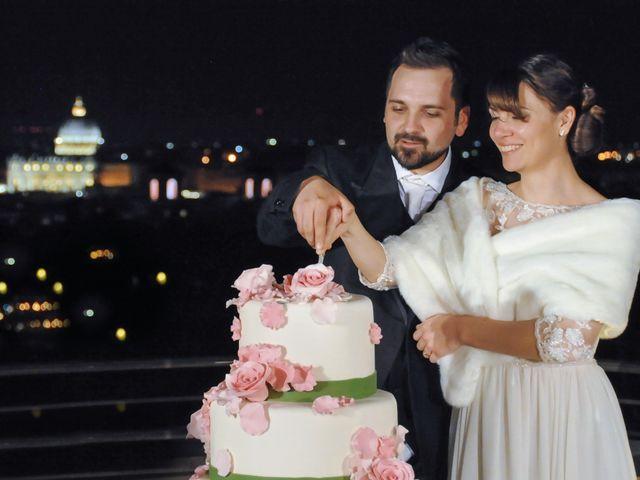 Il matrimonio di Dimitri e Ilaria a Roma, Roma 68