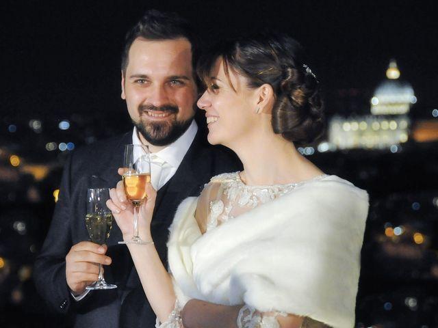 Il matrimonio di Dimitri e Ilaria a Roma, Roma 70