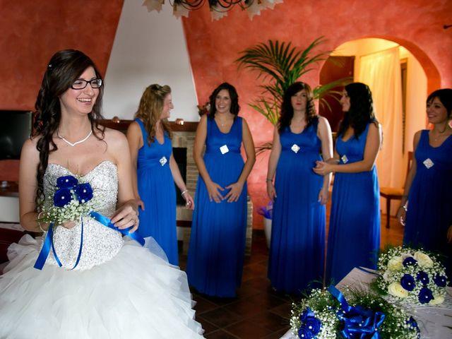 Il matrimonio di Daniele e Daniela a Naro, Agrigento 4