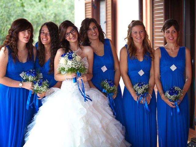 Il matrimonio di Daniele e Daniela a Naro, Agrigento 5