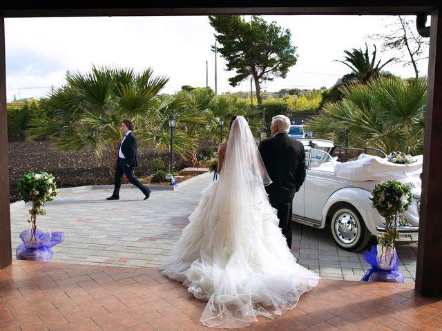 Il matrimonio di Daniele e Daniela a Naro, Agrigento 6