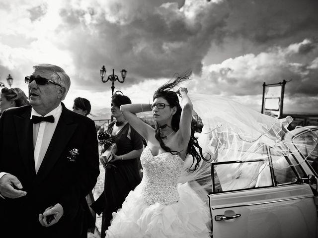 Il matrimonio di Daniele e Daniela a Naro, Agrigento 7