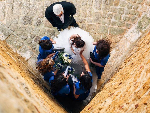 Il matrimonio di Daniele e Daniela a Naro, Agrigento 8