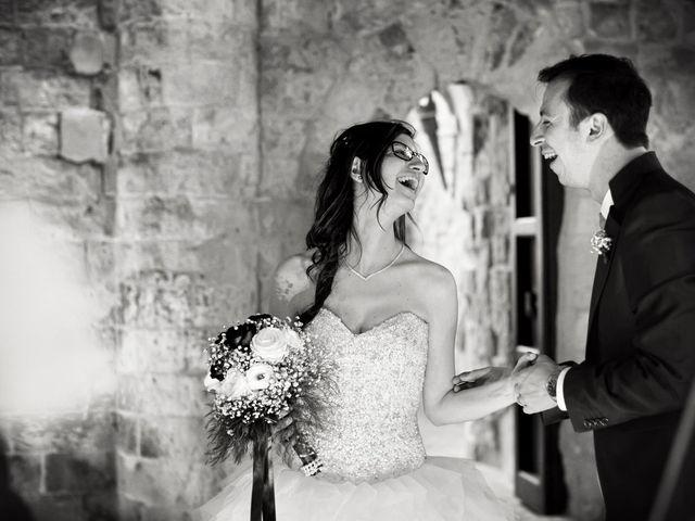Il matrimonio di Daniele e Daniela a Naro, Agrigento 12