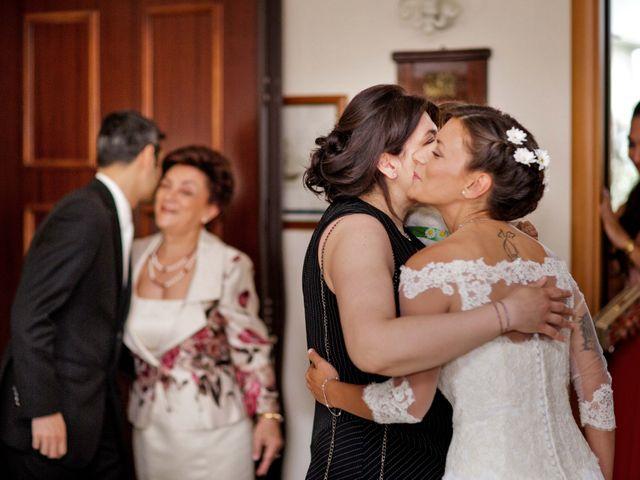 Il matrimonio di Marco e Flavia a Cassano delle Murge, Bari 9