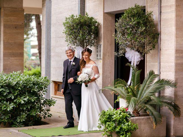 Il matrimonio di Marco e Flavia a Cassano delle Murge, Bari 10