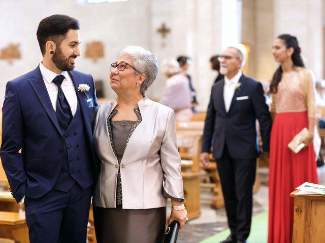 Il matrimonio di Marco e Flavia a Cassano delle Murge, Bari 14
