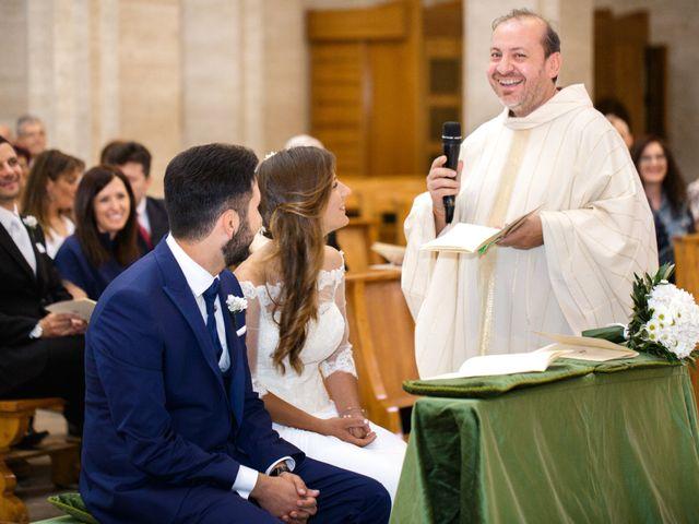 Il matrimonio di Marco e Flavia a Cassano delle Murge, Bari 17