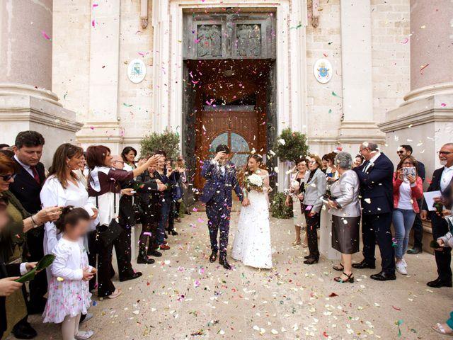 Il matrimonio di Marco e Flavia a Cassano delle Murge, Bari 25