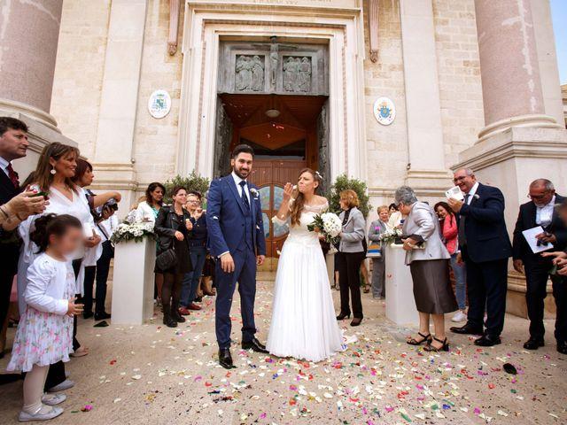 Il matrimonio di Marco e Flavia a Cassano delle Murge, Bari 26