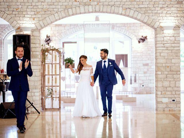 Il matrimonio di Marco e Flavia a Cassano delle Murge, Bari 40