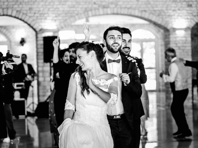 Il matrimonio di Marco e Flavia a Cassano delle Murge, Bari 44