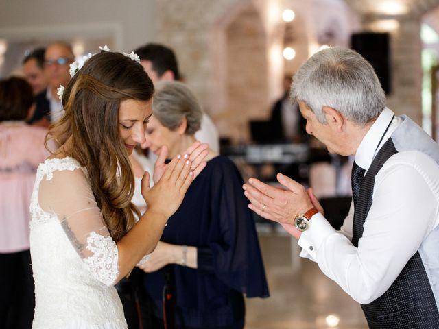 Il matrimonio di Marco e Flavia a Cassano delle Murge, Bari 47