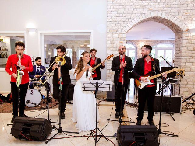 Il matrimonio di Marco e Flavia a Cassano delle Murge, Bari 50