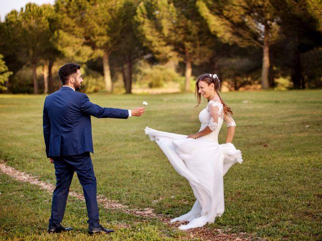 Il matrimonio di Marco e Flavia a Cassano delle Murge, Bari 55