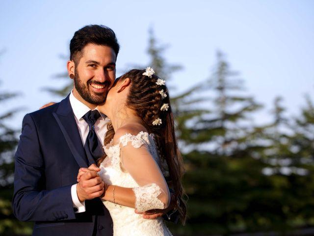 Il matrimonio di Marco e Flavia a Cassano delle Murge, Bari 57
