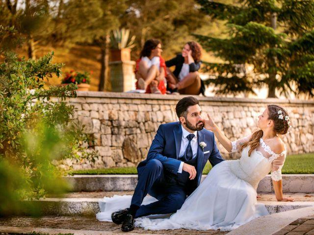 Il matrimonio di Marco e Flavia a Cassano delle Murge, Bari 58