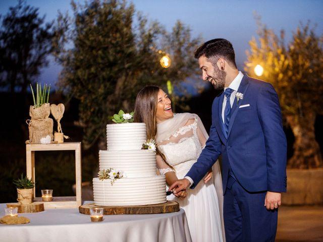 Il matrimonio di Marco e Flavia a Cassano delle Murge, Bari 62