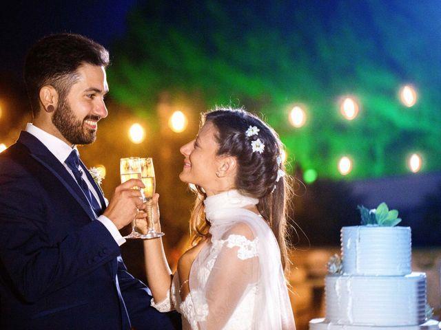 Il matrimonio di Marco e Flavia a Cassano delle Murge, Bari 63