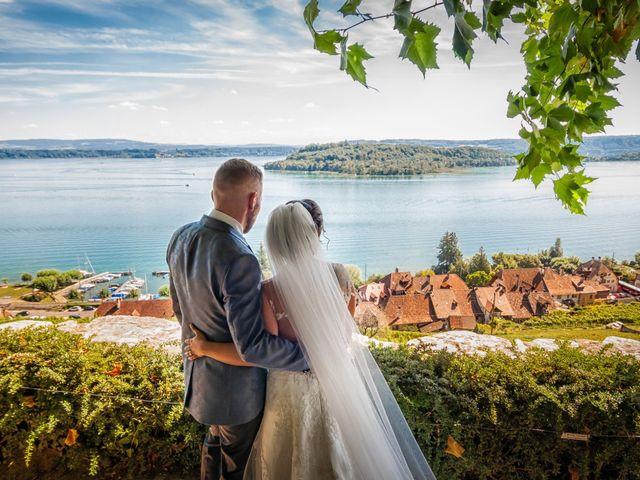 Le nozze di Valeria e Benjamin