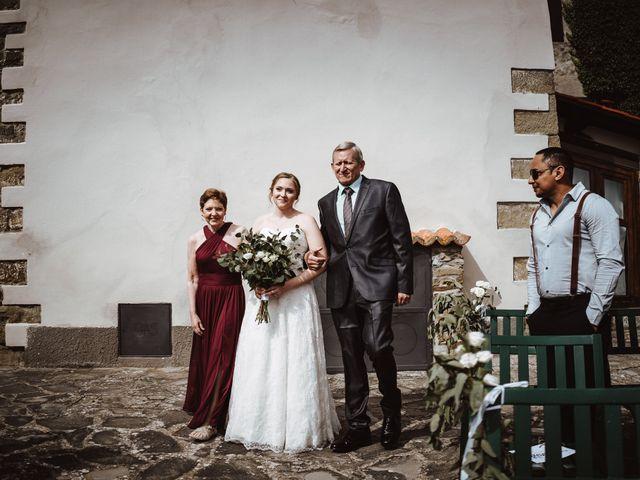Il matrimonio di Matthew e Mallory a Pian di Sco, Arezzo 5