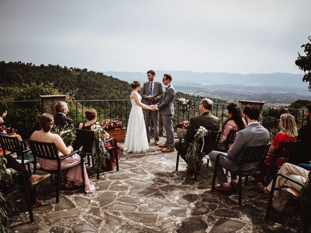 Il matrimonio di Matthew e Mallory a Pian di Sco, Arezzo 6