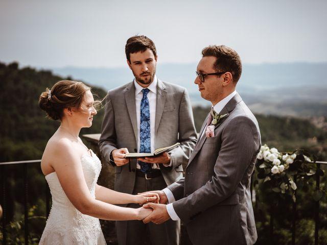 Il matrimonio di Matthew e Mallory a Pian di Sco, Arezzo 7