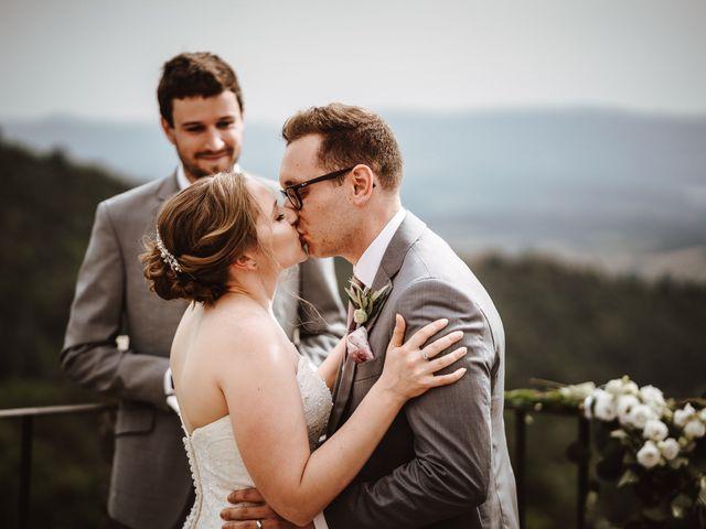 Il matrimonio di Matthew e Mallory a Pian di Sco, Arezzo 9