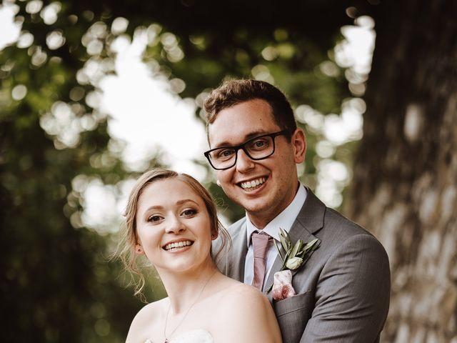 Il matrimonio di Matthew e Mallory a Pian di Sco, Arezzo 13