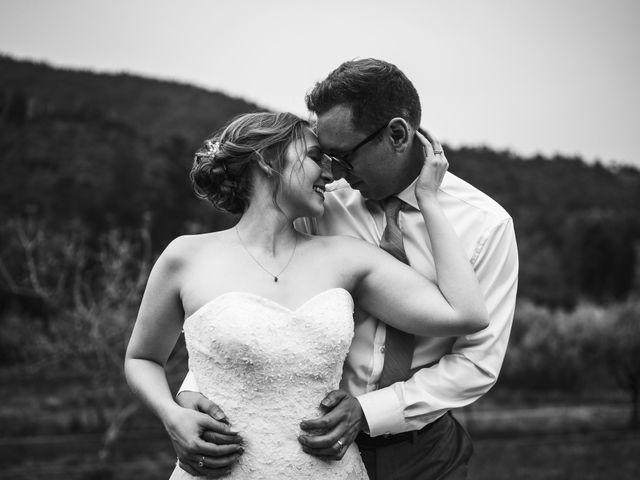 Il matrimonio di Matthew e Mallory a Pian di Sco, Arezzo 17