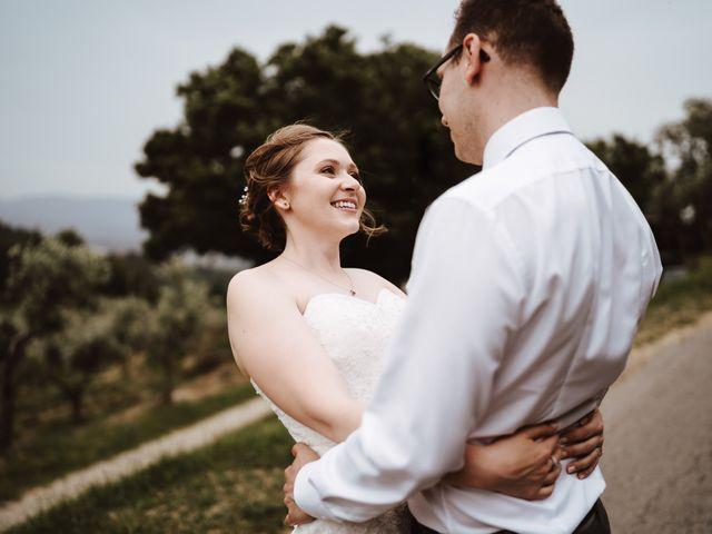 Il matrimonio di Matthew e Mallory a Pian di Sco, Arezzo 20