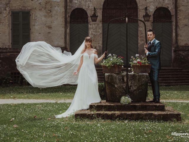 Il matrimonio di Matteo e Irene a Martignana di Po, Cremona 1
