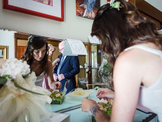 Il matrimonio di Giuseppe e Marika a Santa Maria di Sala, Venezia 5