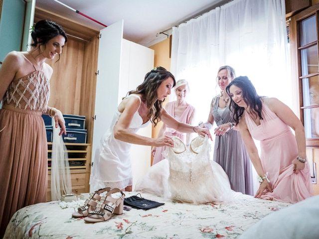 Il matrimonio di Giuseppe e Marika a Santa Maria di Sala, Venezia 8