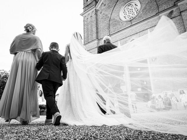 Il matrimonio di Giuseppe e Marika a Santa Maria di Sala, Venezia 12