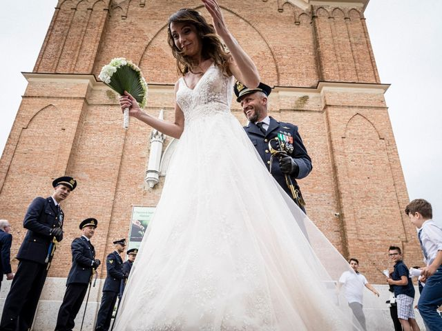 Il matrimonio di Giuseppe e Marika a Santa Maria di Sala, Venezia 18