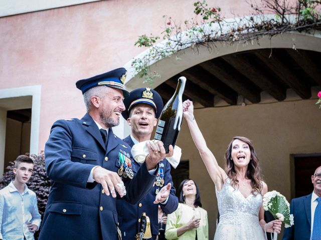 Il matrimonio di Giuseppe e Marika a Santa Maria di Sala, Venezia 22